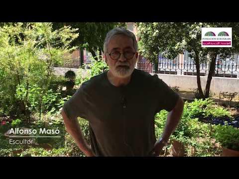 """Embedded thumbnail for Exposición """"Gaza Station""""de Alfonso Masó"""