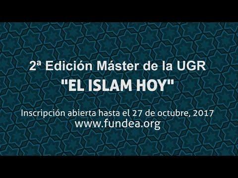 """Embedded thumbnail for """"El Islam hoy""""- 2ª edición del Máster de la Universidad de Granada"""