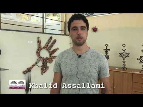 Embedded thumbnail for Exposition 'REVIVRE LA MÉDITERRANÉE' par Khalid Assallami