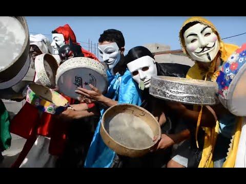 """Embedded thumbnail for """"Los rituales populares comunes a Canarias y Marruecos: caso de los Carneros y Bilmawn"""""""